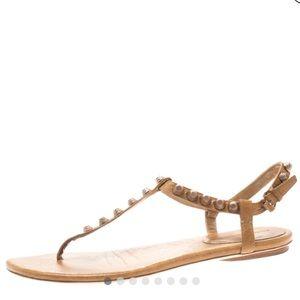Balenciaga studded sandals